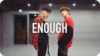 Enough (예뻐지지마) - SF9 / Jinwoo Yoon Choreography with SF9 Chani thumbnail