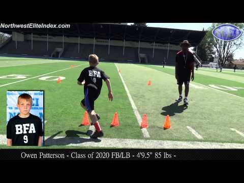 Owen Patterson - Medford Combine 5/5/2013