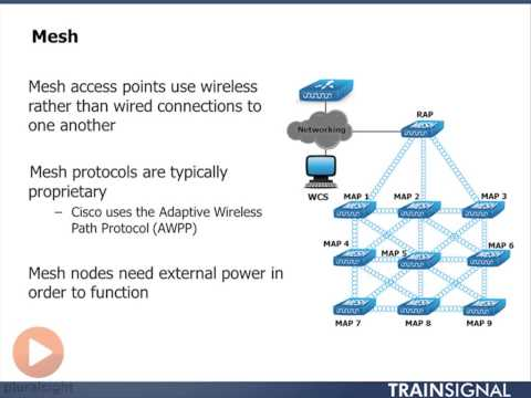 Types of Wireless LANs - 6