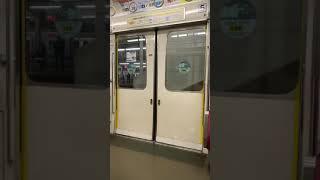 小田急1500形ワイドドア ドア閉〜発車 #Shorts