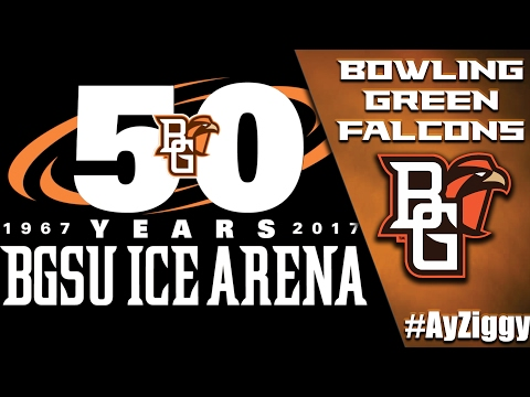 50th BGSU Ice Arena Intro Video w/Doc Emrick voiceover
