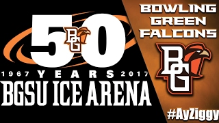 50th BGSU Ice Arena Intro Video w/Doc Emrick voiceover