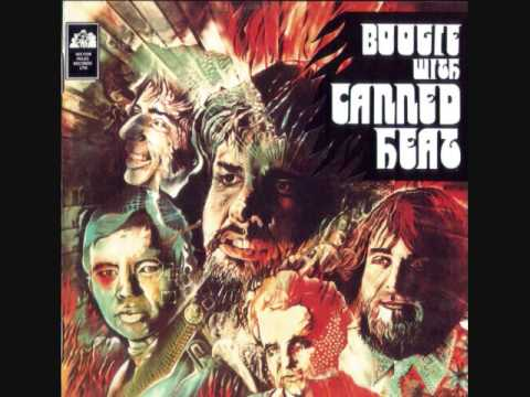 Canned Heat - Boogie With Canned Heat - 10 - Fried Hockey Boogie