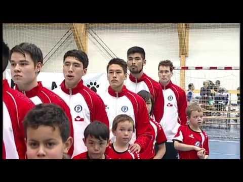 Futsal: Kalaallit Nunaat - Danmark 07.11.2015 (1:2)