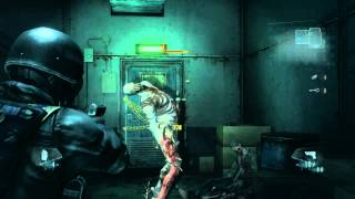 Resident Evil: Revelations - Wii U, 360, Ps3 - Hunk Gameplay (Italian)