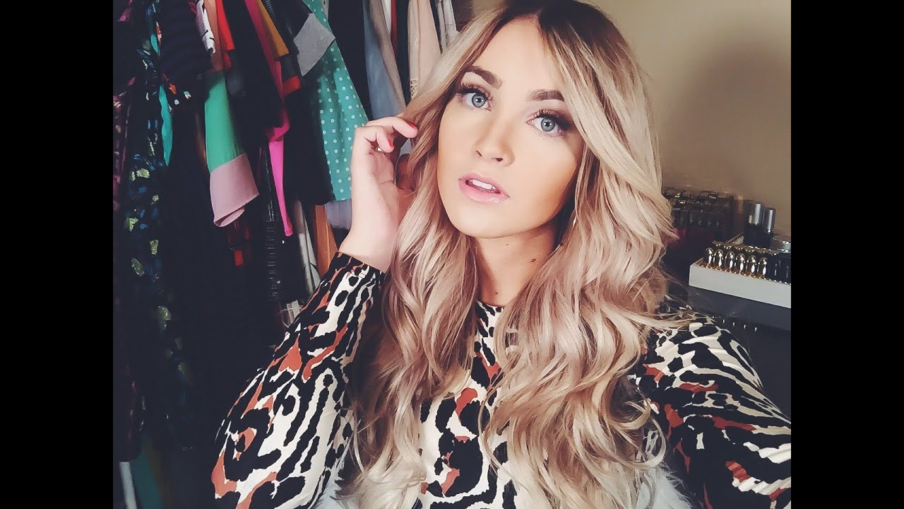 All About Bellami Extensions Youtube