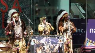 native american music white buffalo