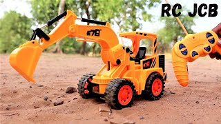 Remote Controlled JCB Unboxing and Testing | RC Bulldozer