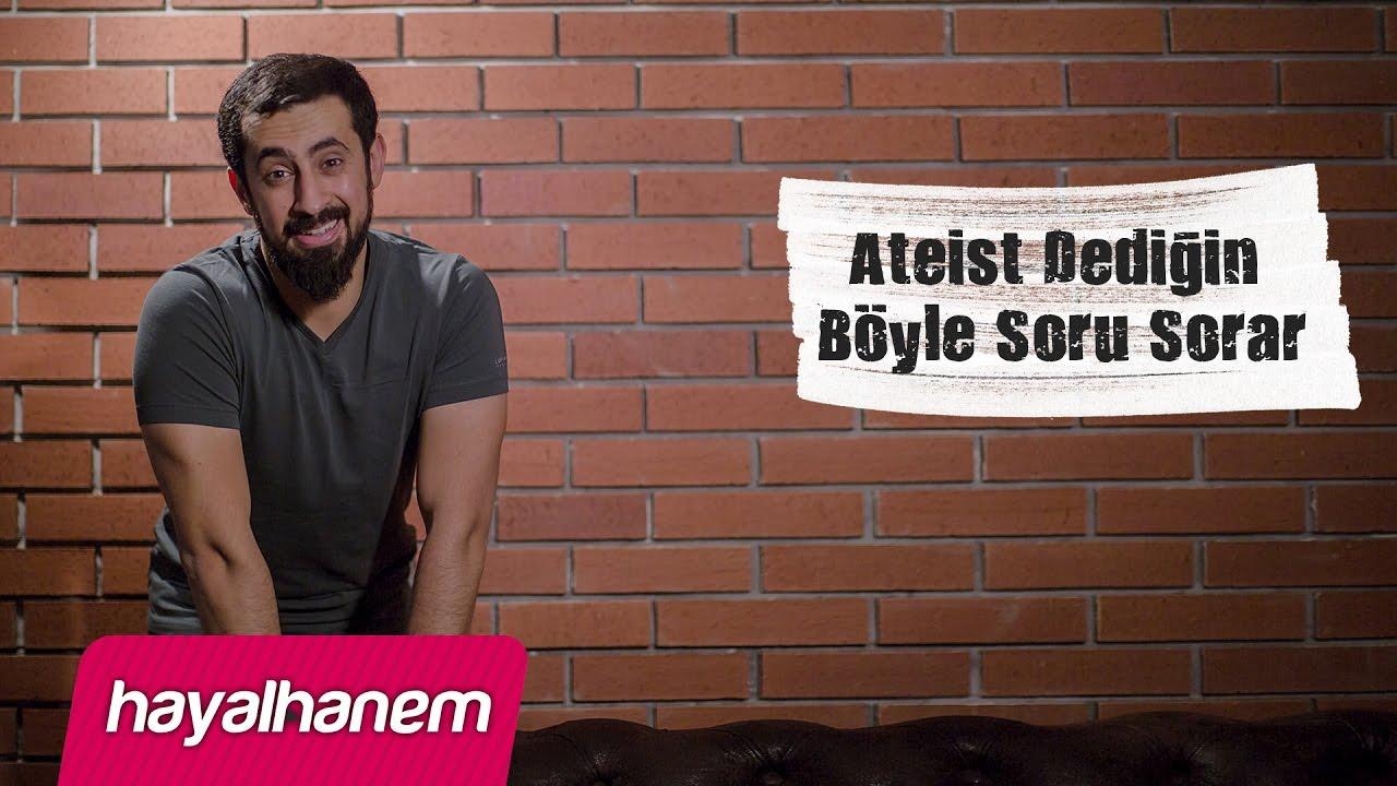 Ateist Dediğin Böyle Soru Sorar  |  Mehmet Yıldız