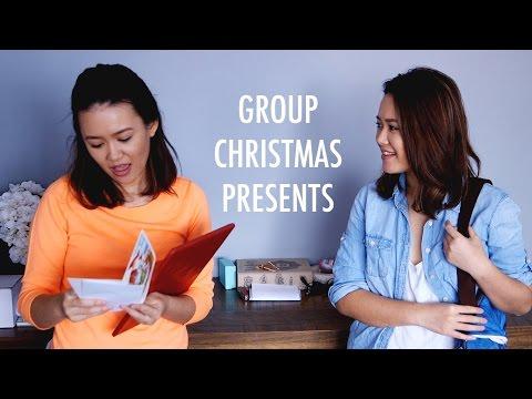 Group Christmas Presents