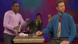 Whose line is it anyway - Bartender (Color blind)