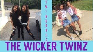 TWIN GOALS    THE WICKER TWINS COMPILATION    #twins #thewickertwinz #instagramstars