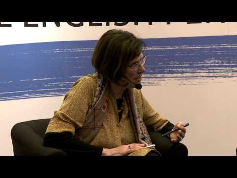 LBF 2014: Hermione Lee in conversation with Gaby Wood