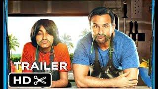 Chef Trailer 2017 Out Now | Saif Ali Khan, Padmapriya Janakiraman - Review