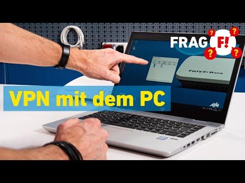 VPN: Mit dem Windows-PC auf die FRITZ!Box zugreifen | Frag FRITZ! 021