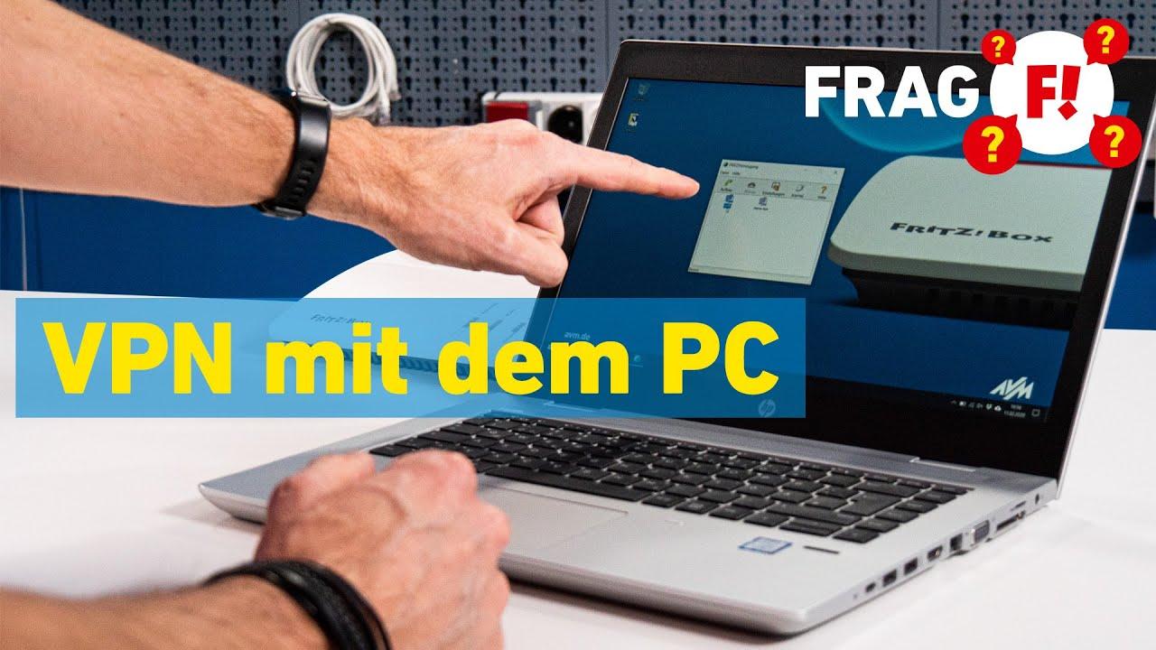 VPN: Mit dem Windows-PC auf die FRITZ!Box zugreifen   Frag FRITZ! 021