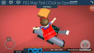 Roblox   FE2 Map Test   Crazy Making Kit (Crazy) [Solo].