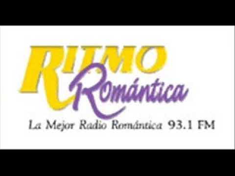 Radio Ritmo Romántica 93.1 FM (Jingle Años Noventas)