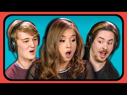 YOUTUBERS REACT TO TIDE POD CHALLENGE