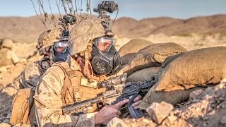 Video US Marines Train For Battle At 29 Palms download MP3, 3GP, MP4, WEBM, AVI, FLV Juni 2017