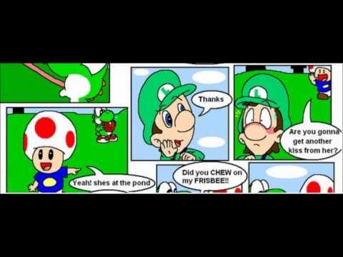 Baby Luigi Comic Youtube