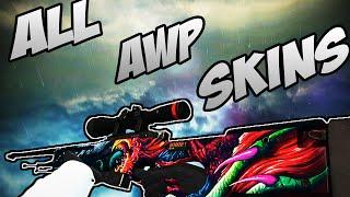 CS:GO - AWP - All Skins Showcase + Price   Все Скины AWP + Цены