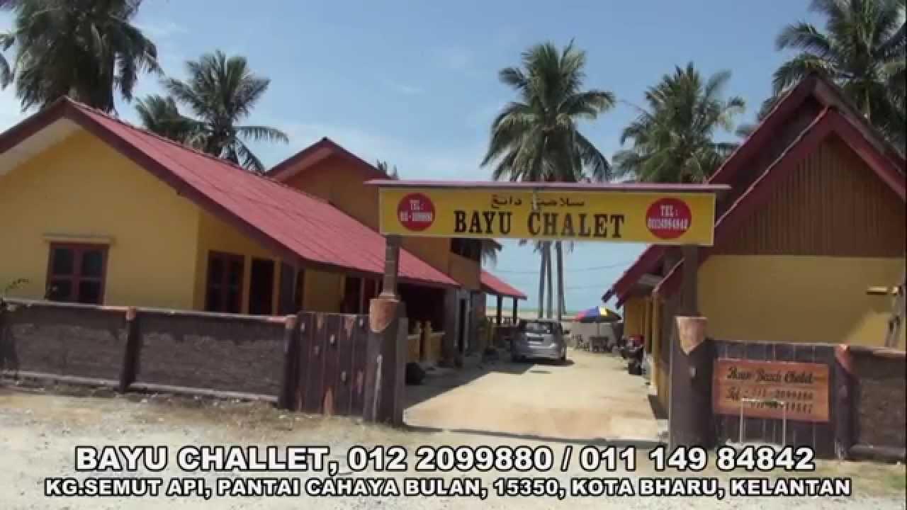 Resort kelantan bayu chalet pcb kota bharu kelantan for J bathroom kota bharu