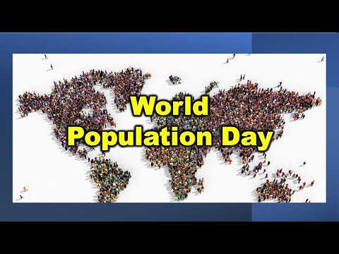 World Population Day 2017  - Facts