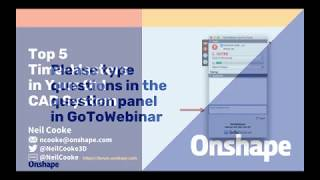 Top 5 Time Wasters in Your Old CAD System | Webinar (May 22nd, 2018)