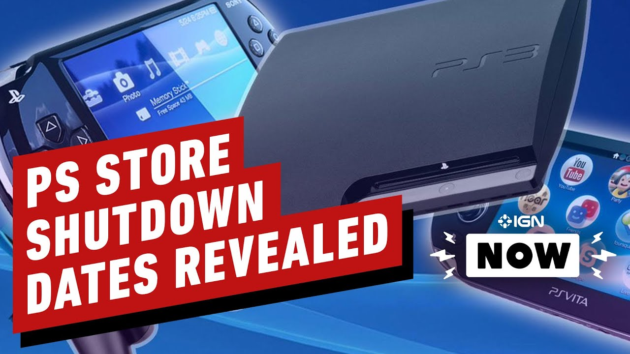 PlayStation Network is down for all Sony consoles