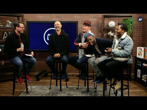 Watch our full interview the cast of Superior Donuts