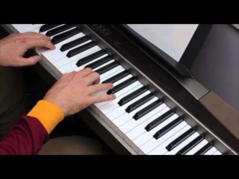 ABRSM Piano 2015-2016, Grade 1, Na krmitku, Petr Eben, C3