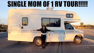 Download MY 1994 MINNIE WINNIE RV TOUR!!!! (before renovation) Mp3 and Videos