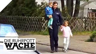 Kinder ganz allein: Wo ist die Babysitterin? | Katja Wolf | Die Ruhrpottwache | SAT.1 TV