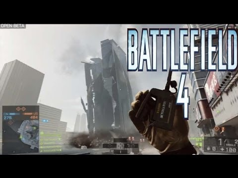 Battlefield 4 Siege of Shanghai Building Collapse