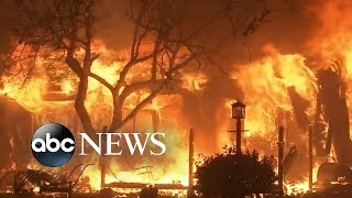 The Camp Fire has destroyed more than 6,700 buildings in Northern California