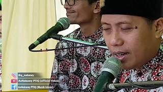 SYAHRU ROBI'I - ANNABAWY (Live Performance)