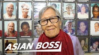 Meet Estelita Dy: A Filipino Comfort Woman Survivor | ASIAN BOSS