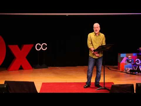 Movie producing is the noblest profession | Jerry Davis | TEDxConnecticutCollege