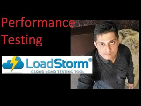 Web / Mobile /API - Load Testing Tool - How to Use LoadStorm