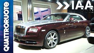 Rolls Royce Silver Dawn 2015 | IAA Francoforte 2015