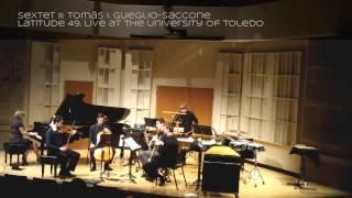 """Latitude 49 - """"Sextet II"""" by Tomás I. Gueglio-Saccone"""