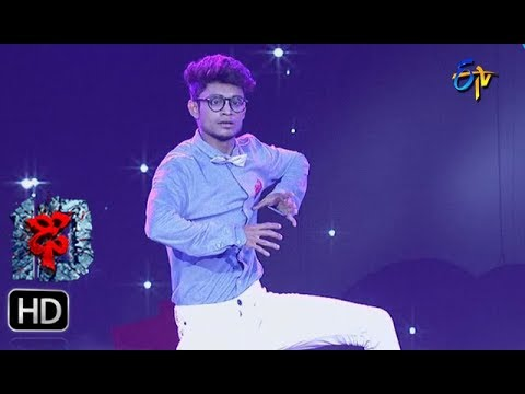 Pandu Performance   Dhee 10    6th December 2017   ETV Telugu