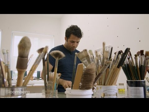 Ali Banisadr's Impassioned Landscapes | Brilliant Ideas Ep.
