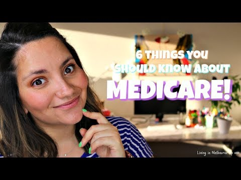 6 things to know about Medicare   Living in Melbourne Ep 044