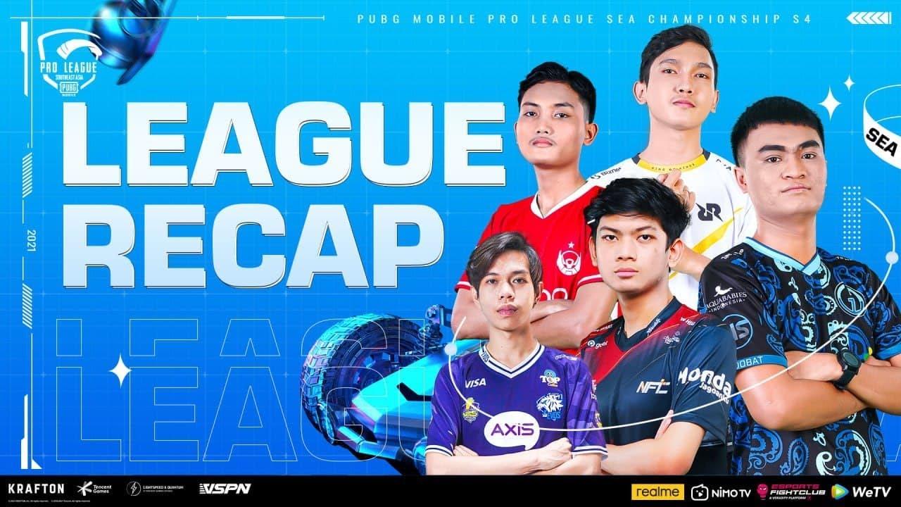 Mampukah tim Indonesia mendapatkan poin sebanyak-banyaknya season ini? | League Recap PMPL ID S4 🔙