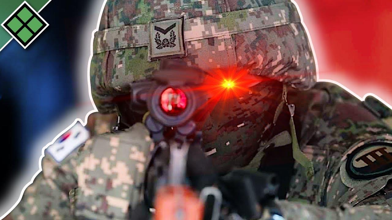 Population Decline & South Korea's Rifle Squad