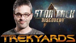 New ST: Discovery Showrunner (Again) - Trekyards Analysis
