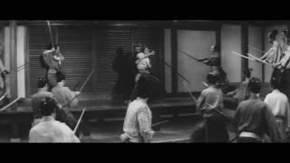 Harakiri last fight scene