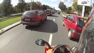 [GoPro] Two Aprilia Rs 50 #2 [Toruń] The free ride [HD]